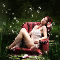 Magic Swamp by MelFeanen