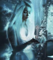 Blue Fae by MelFeanen