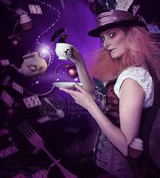 Tea Time by MelFeanen