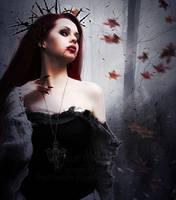 Vampire night by MelFeanen