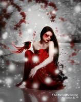 Robe de sang by MelFeanen