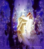 Angel in heaven by MelFeanen