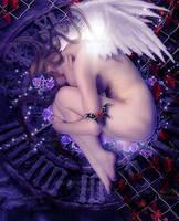 Tears of an Angel by MelFeanen