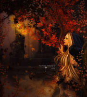 Spirit of Autumn by MelFeanen