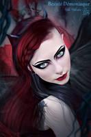 Beaute Demoniaque by MelFeanen