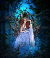 The Empress III by MelFeanen