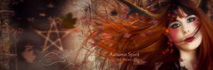 Autumn Spirit by MelFeanen
