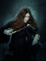 Angel Sonata by MelFeanen