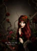 Les Fleurs du Mal by MelFeanen