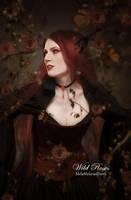 Wild Roses by MelFeanen