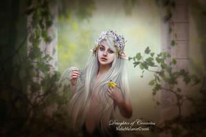 Daughter of Cenarius by MelFeanen