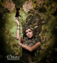Ostara by MelFeanen