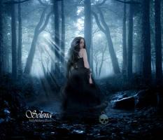 Selena by MelFeanen