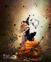 Fall by MelFeanen