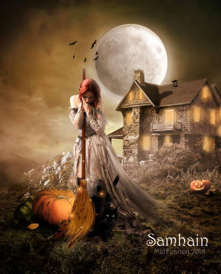 Samhain by MelFeanen