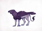 Valor in Violet by NeonBoneyard