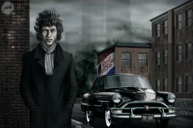 Bob Dylan by Alexx1989