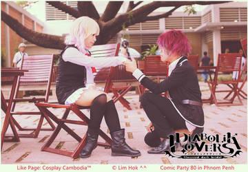 Diabolik Lovers by Pan-Ko
