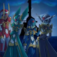 The Guardians by trixzro27