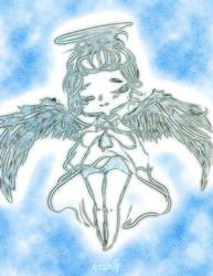 sweet angel by CaptainKaddy