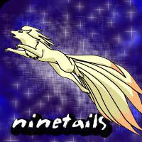 ninetails icon by Doombee