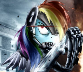 Dash The Ripper: Cinematic Version by EnteringTheNethery