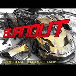 Burnout Album Art by EnteringTheNethery