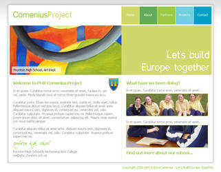 Comenius by reflectdesign