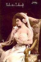 Belle Epoque Actress Juvas by SeelederZukunft