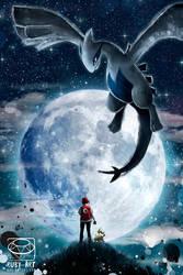 Pokemon Fanart by Ruby--Art