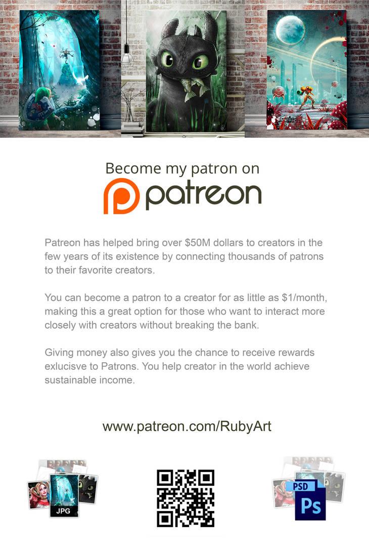 Patreon-en by Ruby--Art