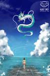 Spirited Away Fanart by Ruby--Art