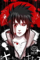 Sasuke Uchiwa by Ruby--Art