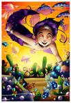 Little Merman Prince by JupiterBlossem