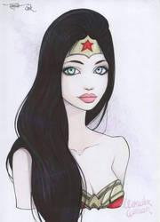 Wonder Woman  by carvalhooak