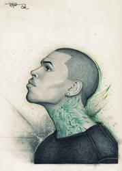 Chris Brown  by carvalhooak