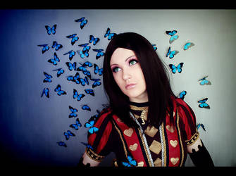 Madness Returns by Katy-Angel