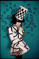 Alice Madness Returns - Steampunk Hattress by Katy-Angel