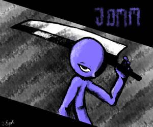 Jomm by Ultimatechaosblast