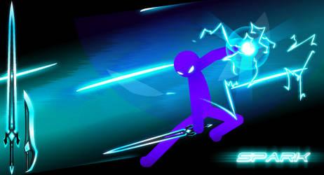 Spark! by Ultimatechaosblast