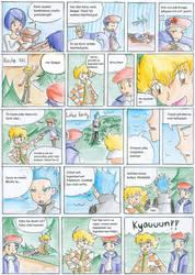 Pokemon Platinum Nuzlocke 06 by CandySkitty