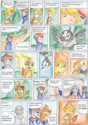 Pokemon Platinum Nuzlocke 07 by CandySkitty