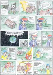Pokemon Platinum Nuzlocke 13 by CandySkitty