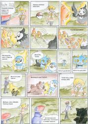Pokemon Platinum Nuzlocke 14 by CandySkitty