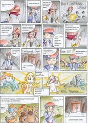 Pokemon Platinum Nuzlocke 19 by CandySkitty