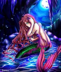 Mermaid's Cove by Potatobuns