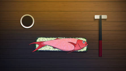 Fish dish by deff00