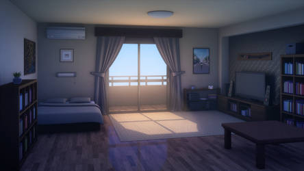 Room 115. Daylight by deff00