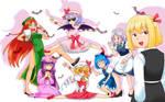 SDM Squad by inopochi