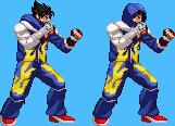Cvs jin Tekken 4 outfit by cvsnb